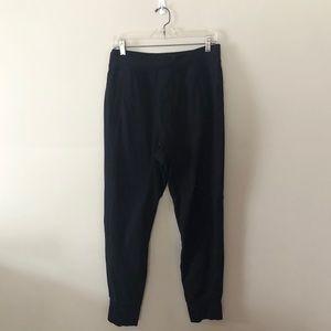 Lululemon Black Men's Joggers Athletic Pants